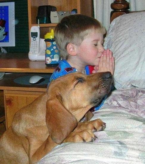 Une petite prière !