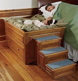 chacun son lit